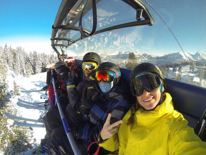 Obóz narciarski dla młodzieży w Austrii