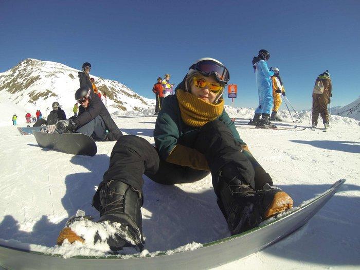Obóz narciarski dla młodzieży
