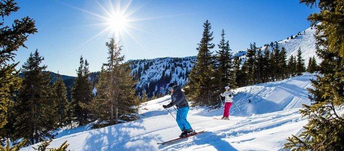 Obóz narciarski w Austrii dla młodzieży