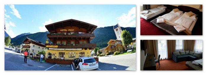 Obóz narciarski w Austrii - hotel Post
