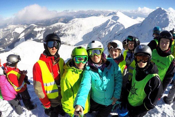 Obóz narciarski na Słowacji 2018 i Obóz Snowboardowy