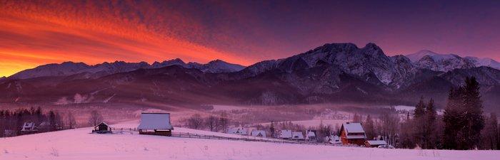 Obóz narciarski dla dzieci w Polsce - Zakopane