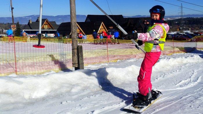 Zakopane - obóz narciarski dla dzieci