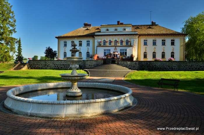 Pałac Runowo - kolonie