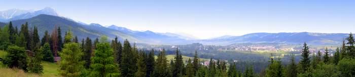 Obozy w Bukowinie - Tatry