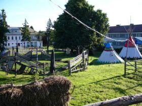 Runowo - obóz