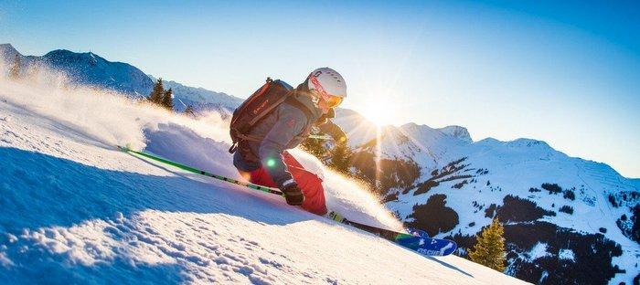 Obóz narciarski w Austrii - Saalbach