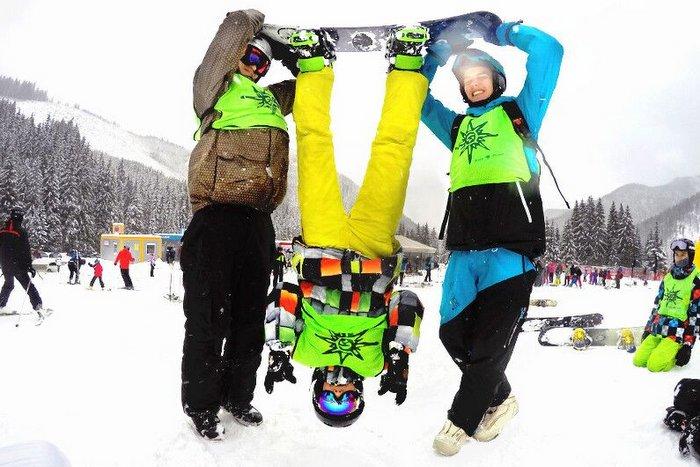 Obóz narciarski na Słowacji dla młodzieży